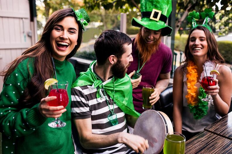 heres why you get pinched for not wearing green on st patricks day 2