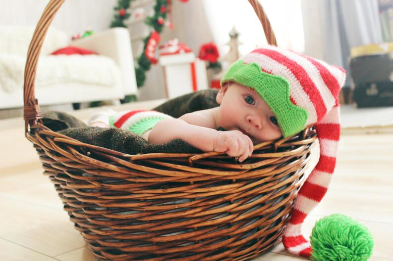 adorable baby basket 265981