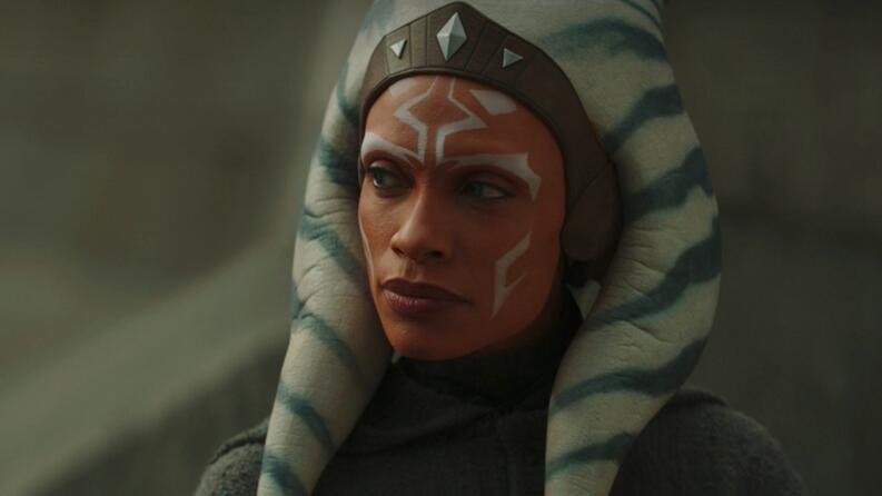 ahsoka tano en the mandalorian star wars 2