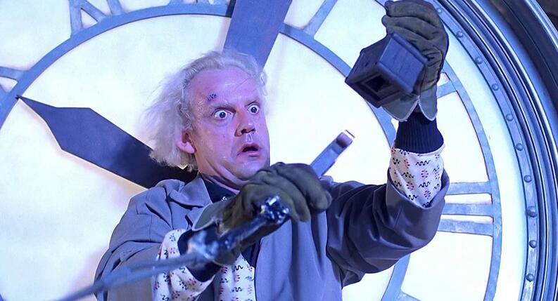 back to the future christopher lloyd 1985 02