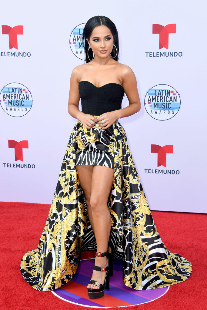 becky g latin american music awards 2019 gettyimages 1181727450