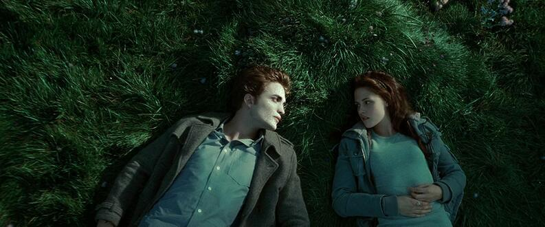 bella edward kristen stewart robert pattinson twilight 2008