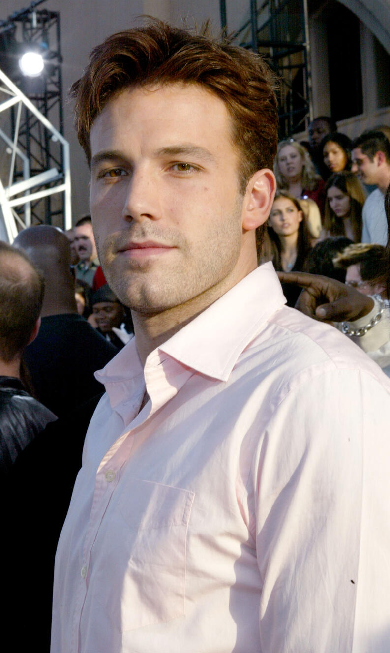 ben affleck mtv movie awards 2002