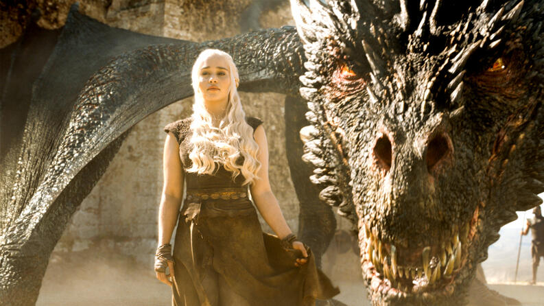 game of thrones daenerys drogon 6224