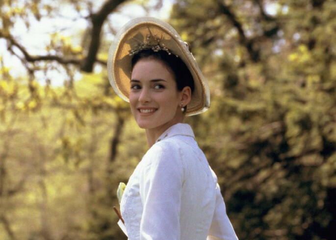 winona ryder the age of innocence