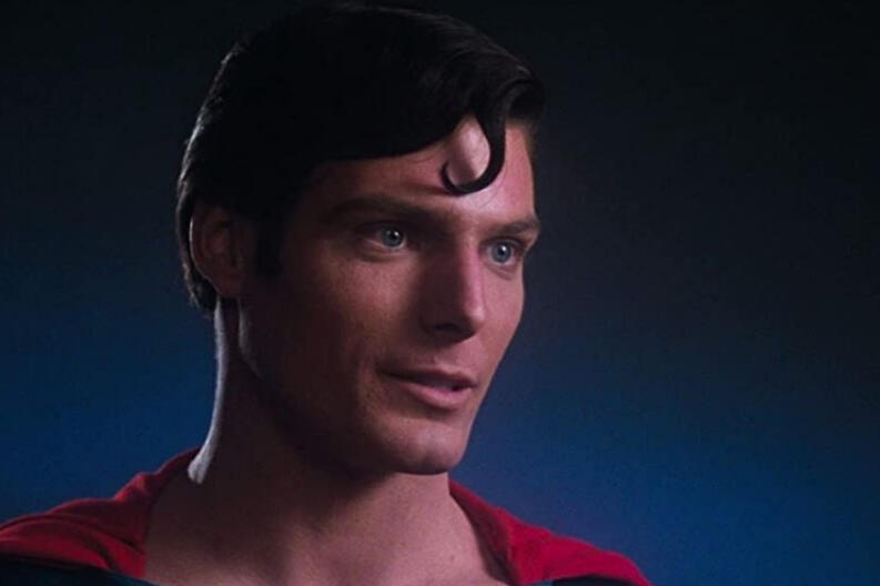 christopher reeve peliculas superman