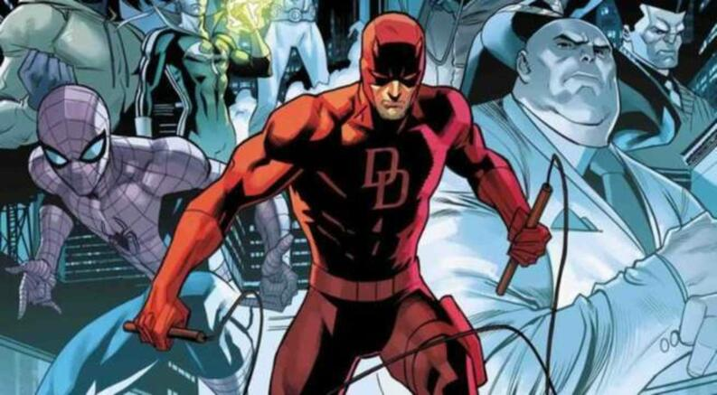 daredevil superheroe de marvel