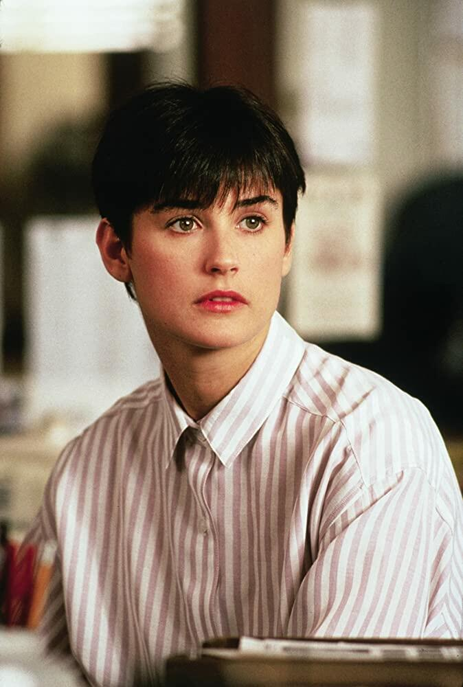 demi moore in ghost 1990