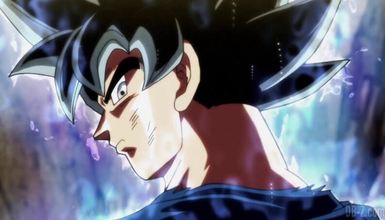 dragon ball super error en continuidad sobre ultra instinto