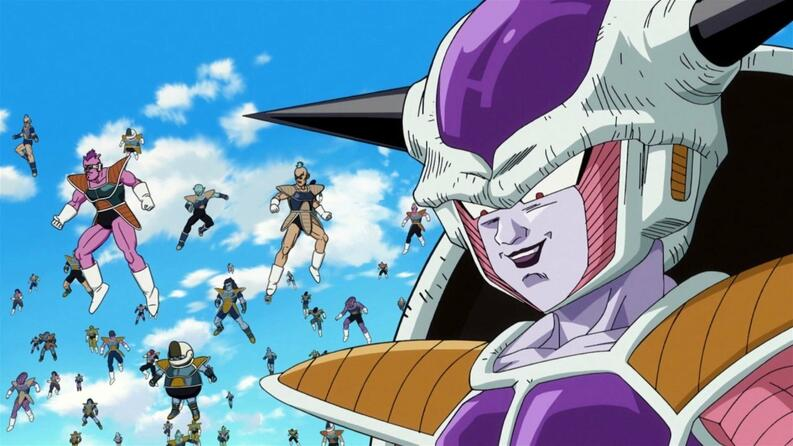 dragon ball super resurreccion de freezer 2