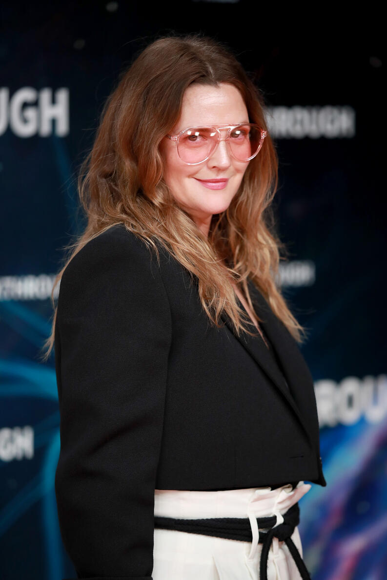 drew barrymore anual event