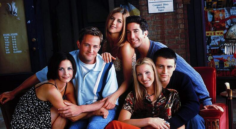 elenco serie friends