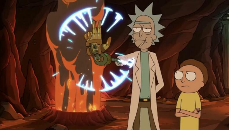 errores cientificos en rick y morty