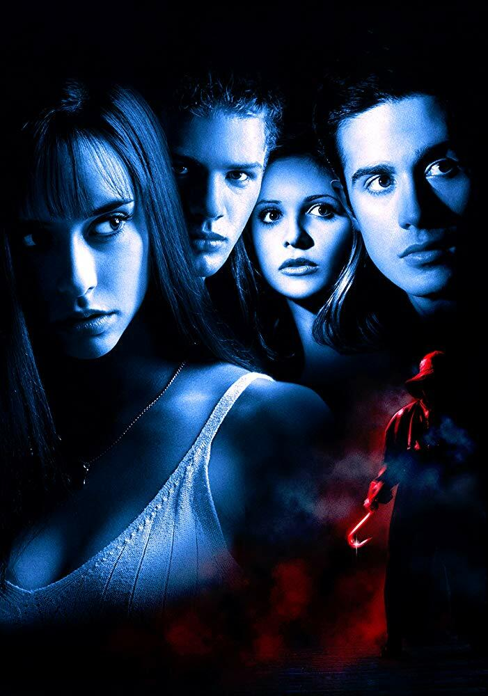 freddie prinze jr sarah michelle gellar i know what you did last summer