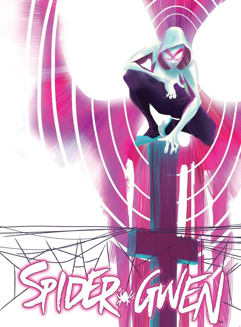 gwen stacy marvel comics