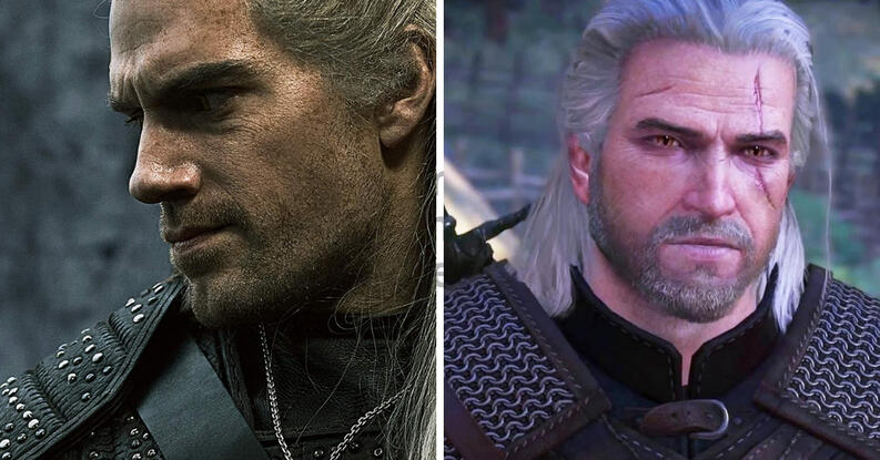 geralt collage 1