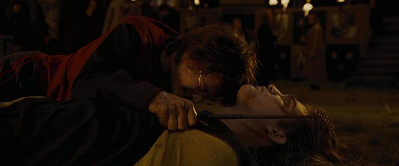 harry potter muerte de cedric
