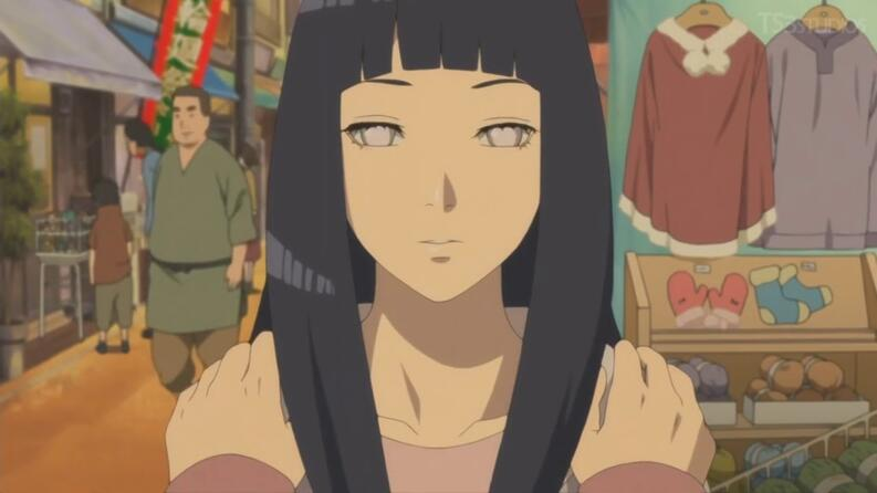 hinata en the last naturo the movie