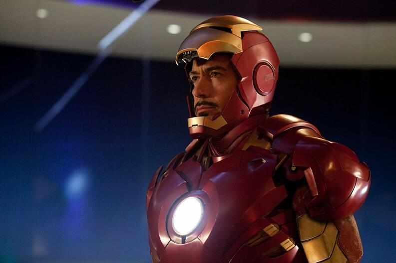 iron man 2 tony stark