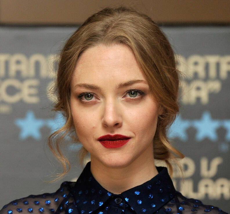 amanda seyfried lovelace londres 1