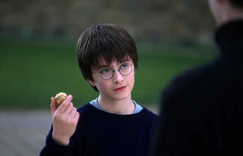 el sorprendente antes y despues de los actores de harry potter 1