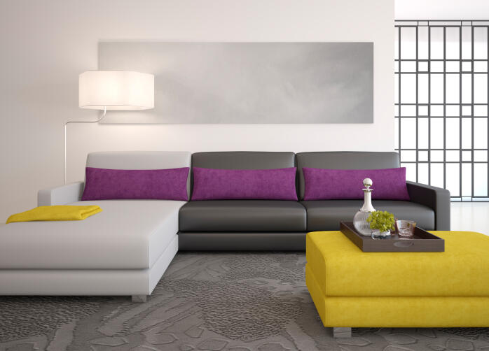 decorar con amarillo ideas originales5