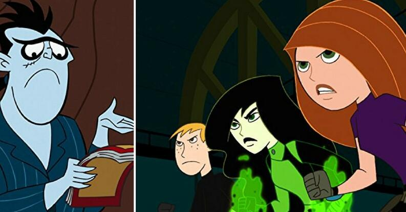 kim possible collage