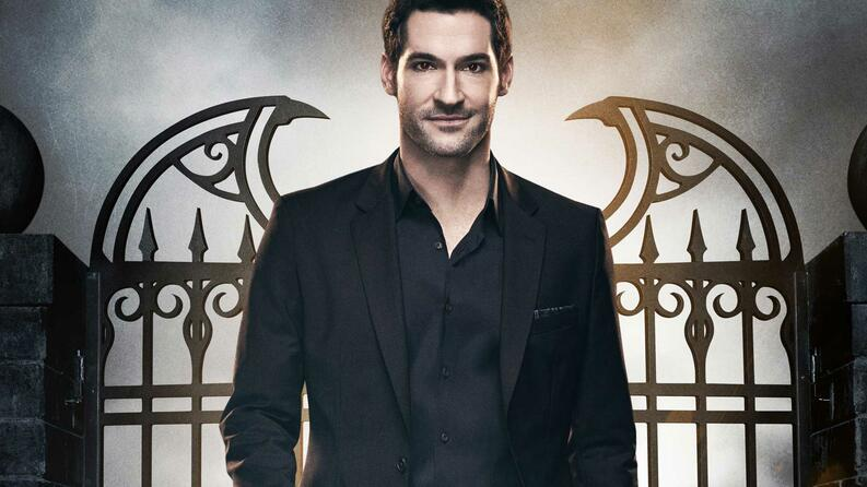 lucifer dc comics tom ellis