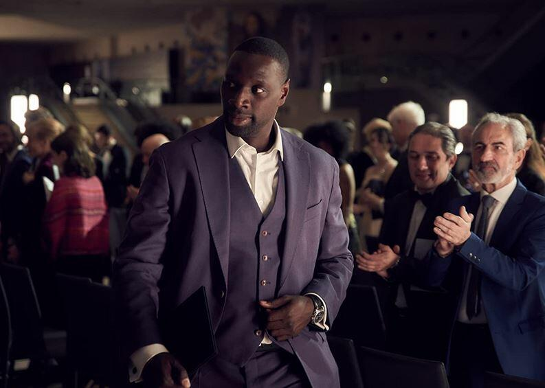 lupin serie omar sy