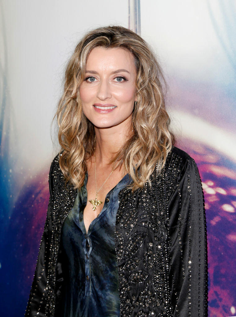 natascha mcelhone actriz premiere the first 2018