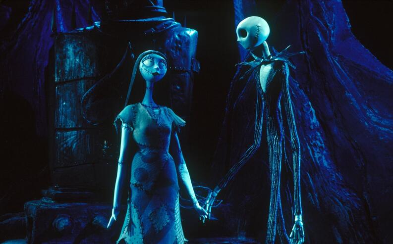 nightmare before christmas 5