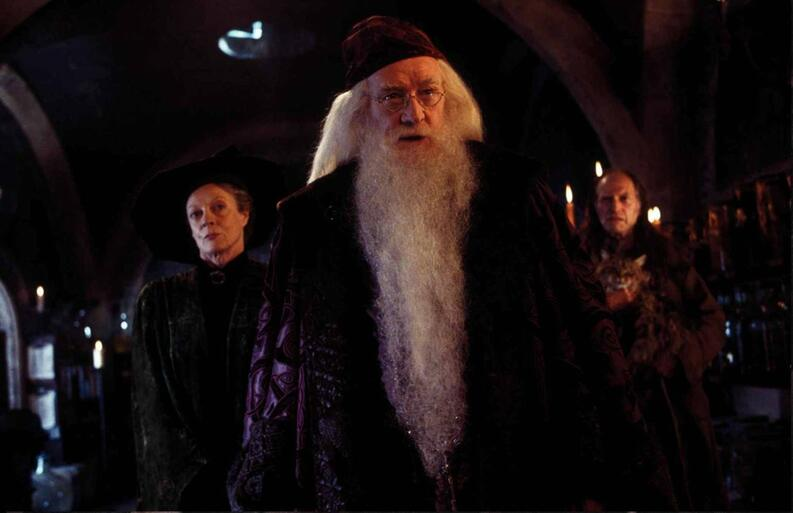 richard harris harry potter and the chamber of secrets 2002 1