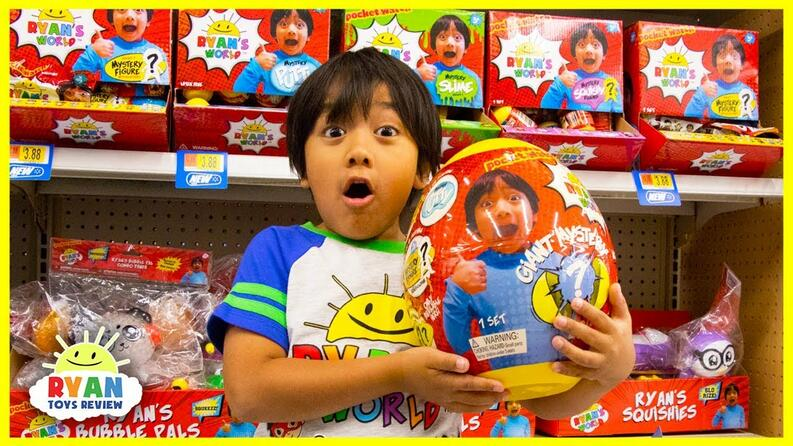 ryan toy review