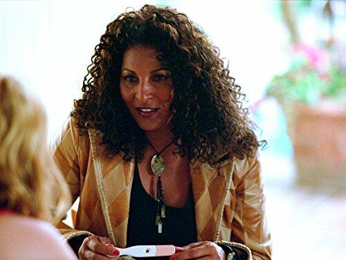 the l word pam grier