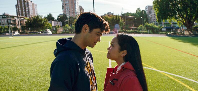 to all boys i loved before noah centineo lana condor