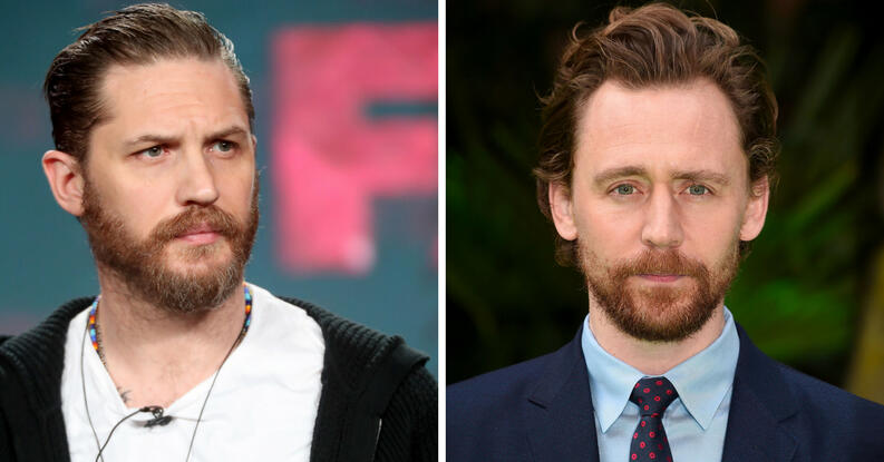 tom hardy tom hiddleston