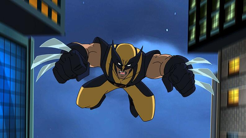 wolverine and the x men serie animada 2008
