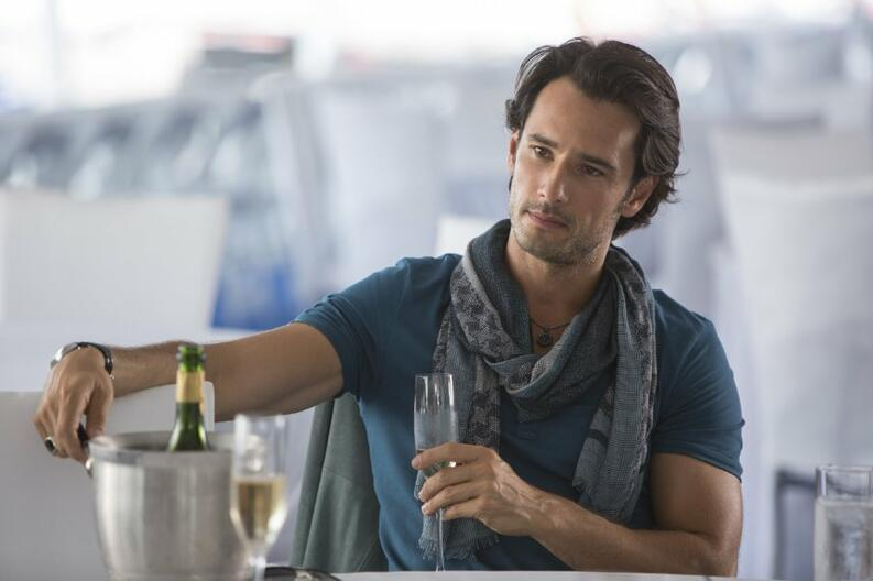 rodrigo santoro   hollywood