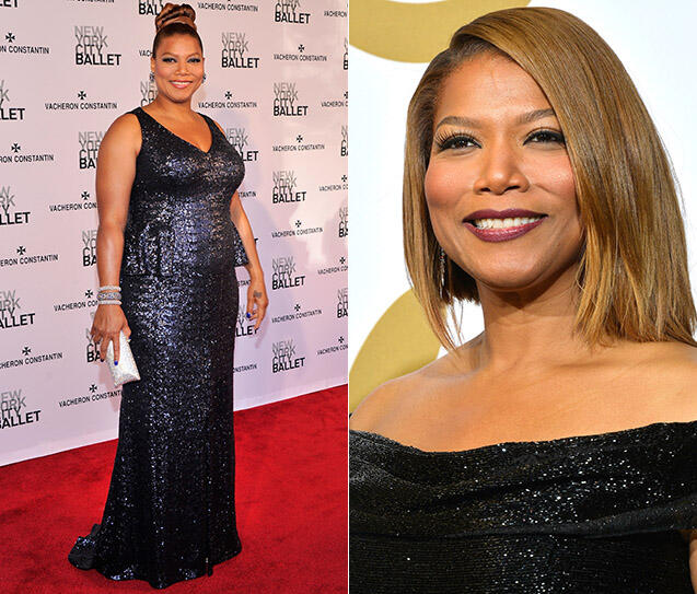 famosas corpo queen latifah