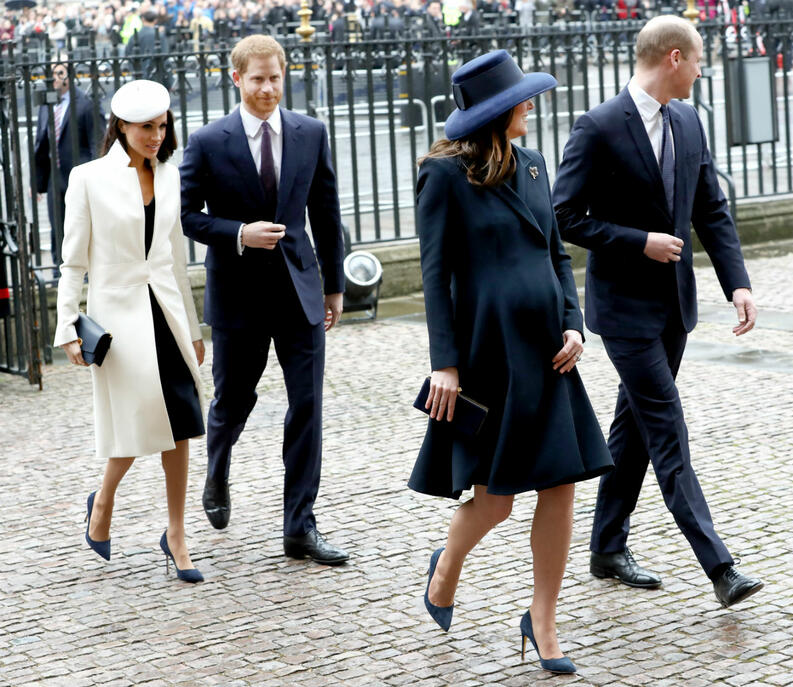 looks meghan markle kate middleton 0318 1400x1214